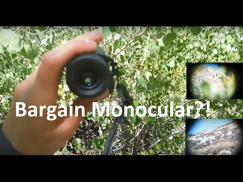 Bijia Monocular Review: Great for Hiking!