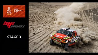 MP-SPORTS DAKAR 2019 - Stage 3
