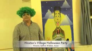 Hinxton Village Halloween Party