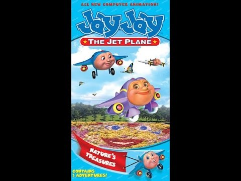 opening to jay jay the jet plane nature s treasures 2002 vhs