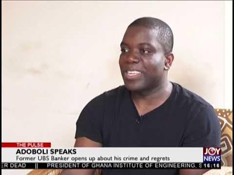 Adoboli Speaks - The Pulse on JoyNews (21-11-18)