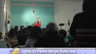 preview picture of video 'El Padre Sergio Avila nos cuenta sobre el poder de la fe en la vida'