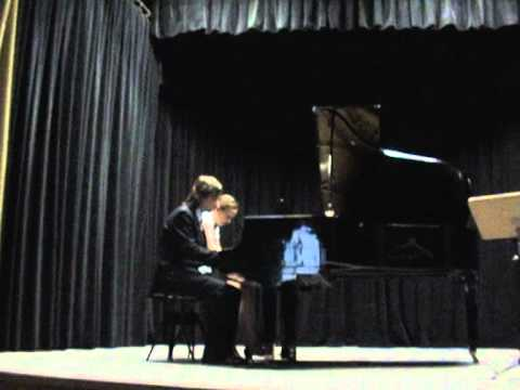Jaroslav Ježek - Bugatti Step (four hands piano)