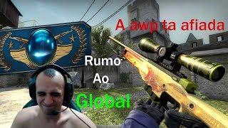 A AWP TA AFIADA !!! [CS:GO COMPETITIVO]#RUMOGLOBAL