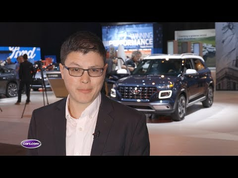 2020 Hyundai Venue Downsizes From Kona, Stretches Definition of SUV