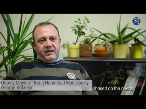 With funding from ECHO and UNICEF, ACTED in Lebanon conducts a waste recycling programme in vulnerable urban neighborhoods, in collaboration with the municipality of Borj Hammoud. The program is designed to encourage residents to recycle their waste, and allow the municipality to decrease the volume of waste by giving their sorted recycled waste to a local NGO.