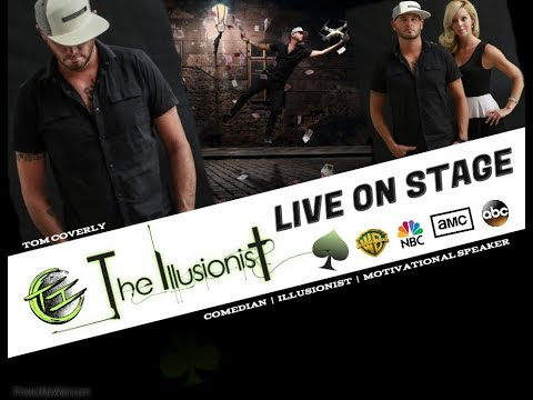 LIVE ON STAGE promo video