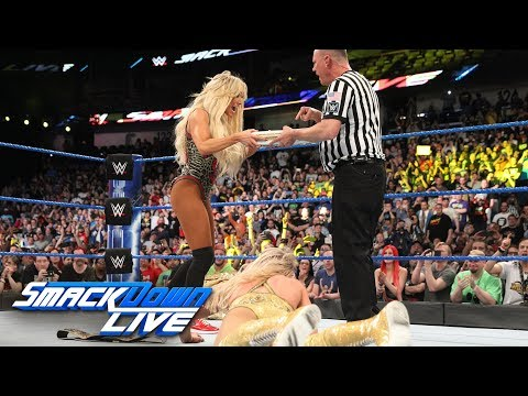 carmella cashes in her money in the bank contract on charlot