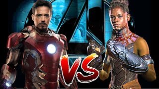 Who's Smarter - Tony Stark or Shuri? (Who is the Smartest Person in the MCU?)