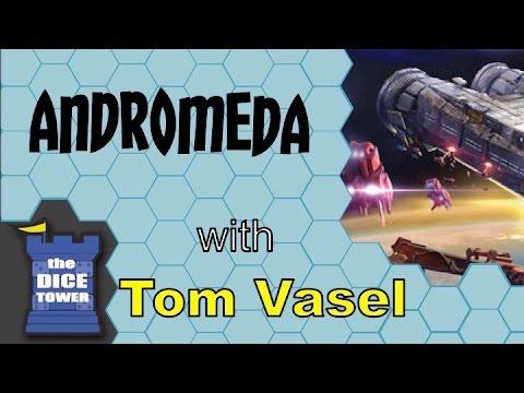 Dice Tower Reviews: Andromeda