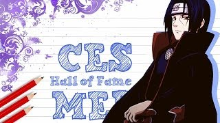 {CES}Naruto Shippuden Hall Of Fame  Full MEPamv