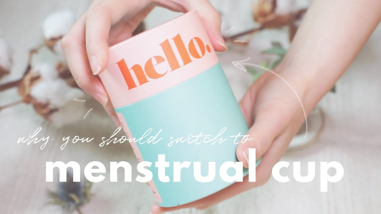 honest menstrual cup review 🤔 // how to + pros & cons // Hello Cup 🌷