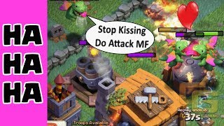 clash of clans funny moments trolls compilation 20 coc montage