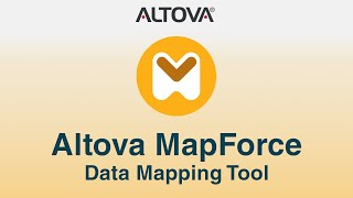 MapForce® Data Mapping Solutions on