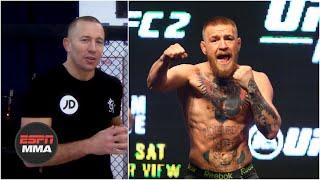 GSP breaks down McGregor vs. Cerrone | UFC 246 | ESPN MMA