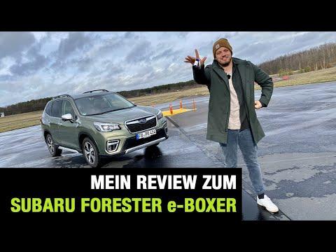 "2020 Subaru Forester 2.0ie e-Boxer ""Platinum"" (150 PS) Hybrid 🔋 Fahrbericht | FULL Review | Test 🏁"