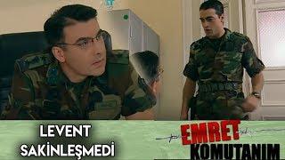 Emret Komutanım - FIRTINA LEVENT KÜPLERE BİNDİ!