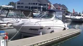 Four Winns 248 Vista Sports Cruiser for sale Action Boating boat dealer Gold Coast