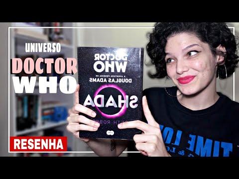 SHADA, gareth roberts e douglas adams | espaço, doutor mais aclamado, senhores do tempo e plot twist