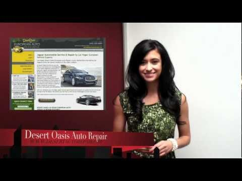 Desert Oasis European Auto Service & Repair video
