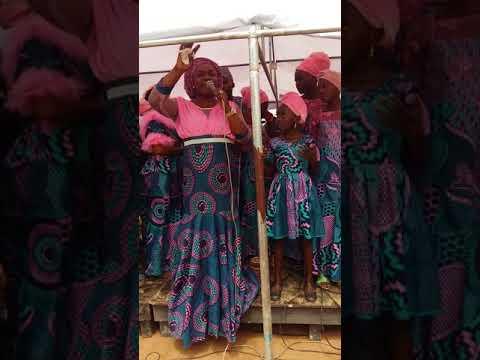 Evangelist Bunmi Akinnaanu popularly known as Omije Ojumi dazzles at INRI Evangelical Spiritual Chur