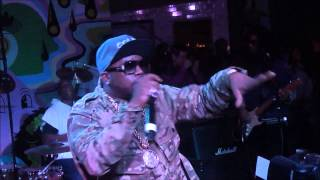 """Big Boi """"Momma Told Me"""" LIVE Performance In NYC"""