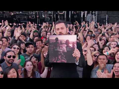 Linkin Park - One More Light (Live Jimmy Kimmel/Las Vegas 19-05-2017) Mp3