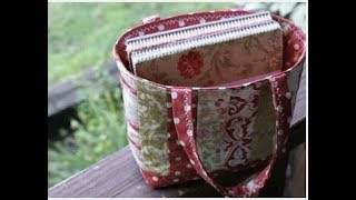 DIY Quilted Bag