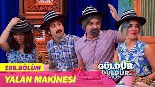 Güldür Güldür Show 168.Bölüm - Yalan Makinesi