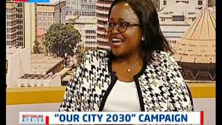 The growth of African cities   Our City 2030 Campaign