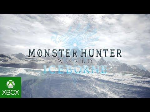 Monster Hunter World: Iceborne reveal (видео)