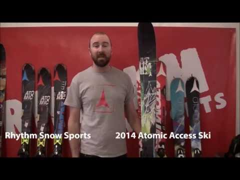 2014 Atomic Access Ski Review