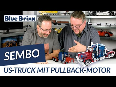 US-Truck Zugmaschine