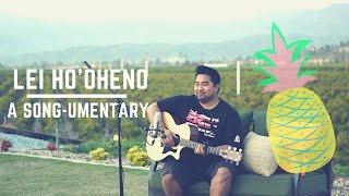 """Video thumbnail of """"Lei Ho'oheno-WELDON KEKAUOHA-Cover"""""""