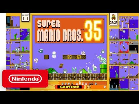 《超級瑪利歐35》10/1登陸Switch