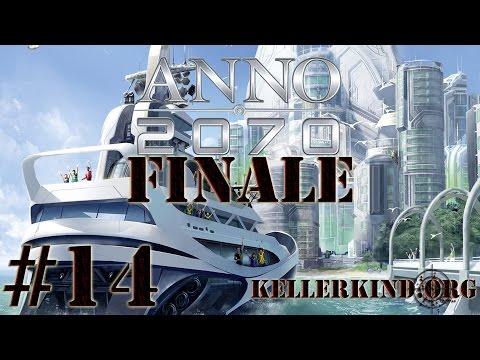 ANNO 2070 [HD] #014 – Luftfahrt und Tiefsee-Abenteuer (FINALE) ★ Let's Play ANNO 2070