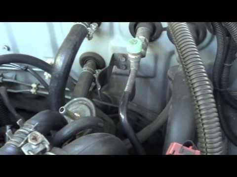 Wie das ganze Benzin von den Vasen 2109 zusammenzuziehen