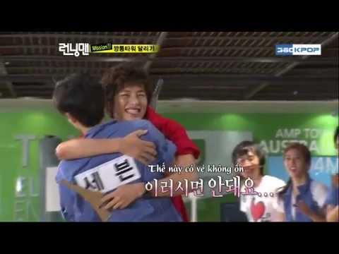 Vietsub] Running Man Ep 6 Full - Se7en SonDambi KimShinyoung on