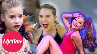 Mackenzie FIGHTS to Be Her OWN PERSON - Dance Moms (Flashback Compilation)   Lifetime
