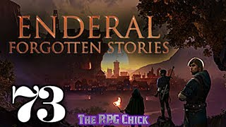 Let's Play Enderal - Forgotten Stories (Skyrim Mod - Blind), Part 73: Mael Dal'Loran