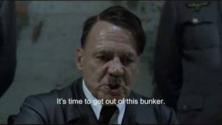 Hitler plans a trip out