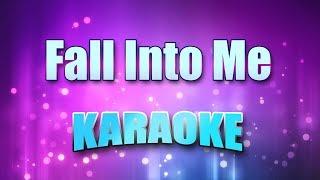 Emerson Drive   Fall Into Me (Karaoke Version With Lyrics)