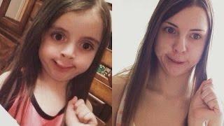 Герои мемов: до и после