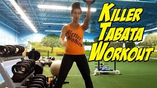 Killer Tabata Workout