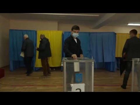 Περιφερειακές εκλογές στην Ουκρανία