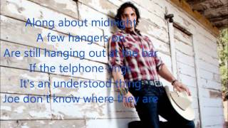 Joe's Place by Joe Nichols with lyrics