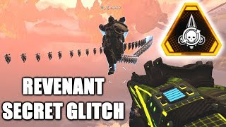 Winning with Revenant's SECRET ABILITY in Apex Legends