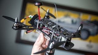 How to Build a FPV Racing Quadcopter!