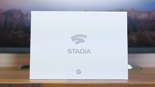 Google Stadia Unboxing, Overview and First Impressions
