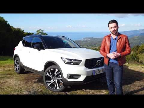 VIDÉO. Volvo XC40 : la voiture européenne de l'année à l'essai